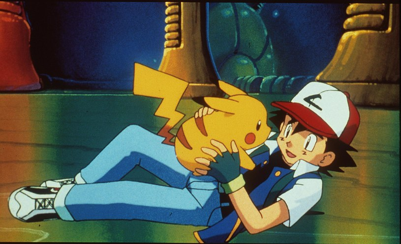 "Kadr z filmu ""Pokemon: First Movie"" (1999) /Getty Images"