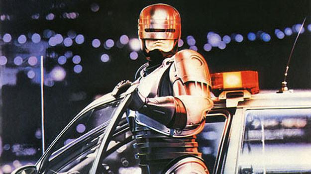 "Kadr z filmu ""Robocop"" /materiały dystrybutora"