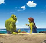 """Kadr z filmu """"Shrek 2"""" /materiały promocyjne"""