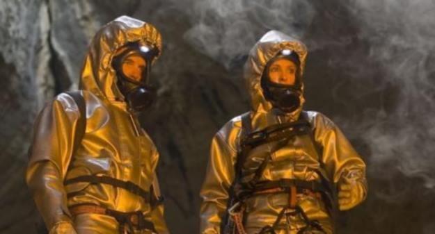 """Kadr z filmu """"Wybuch"""" - produkcja z anteny SciFi Universal /materiały prasowe"""