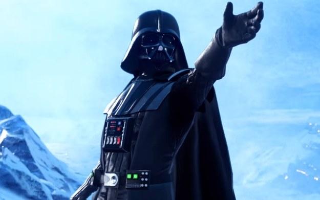Kadr z gry Star Wars Battlefront od EA /materiały prasowe