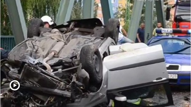 Kadr z materiału wideo /TVP
