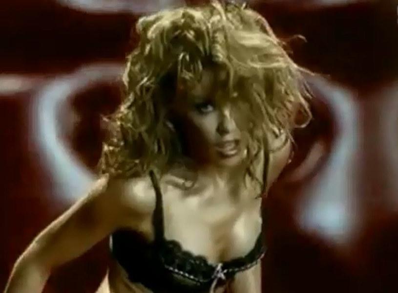 Kadr z ociekającej seksem reklamy bielizny Agent Provocateur z udziałem niesamowitej Kylie Minogue /YouTube