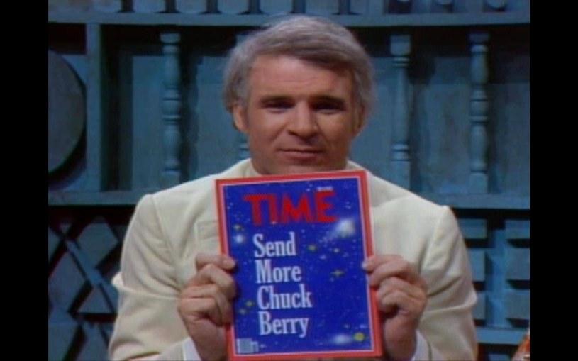 "Kadr z programu ""Saturday Night Live"" /"