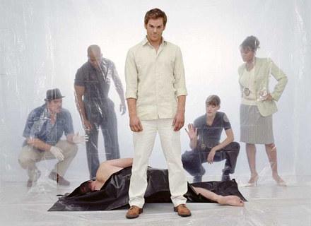 """Kadr z serialu """"Dexter"""" /materiały programowe"""