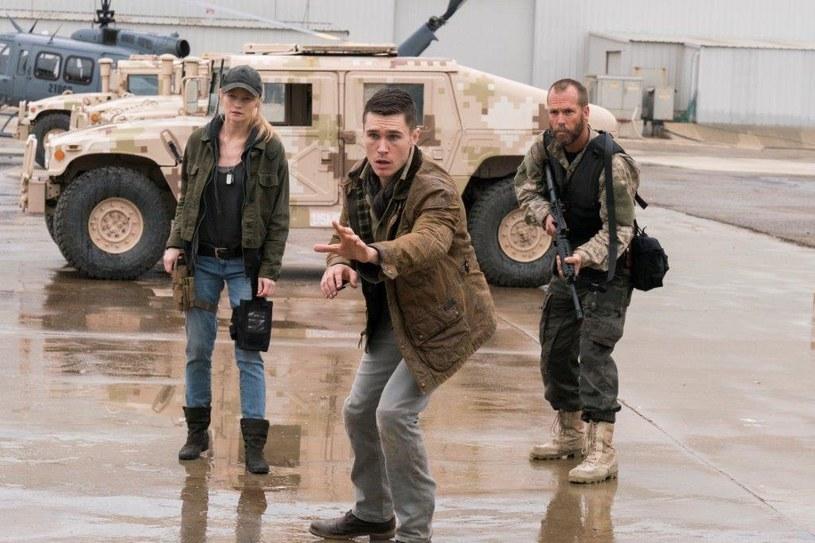 "Kadr z serialu ""Fear the Walking Dead"" / AMC /materiały prasowe"