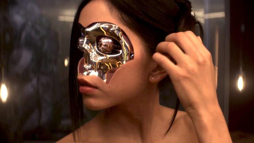 """Kadr z zeszłorocznego filmu """"Ex Machina"""", jednej z najlepszych produkcji traktujących o sztucznej inteligencji /materiał zewnętrzny"""