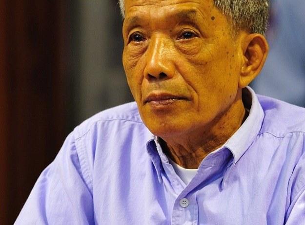 "Kaing Guek Eav alias ""Duch"" /AFP"