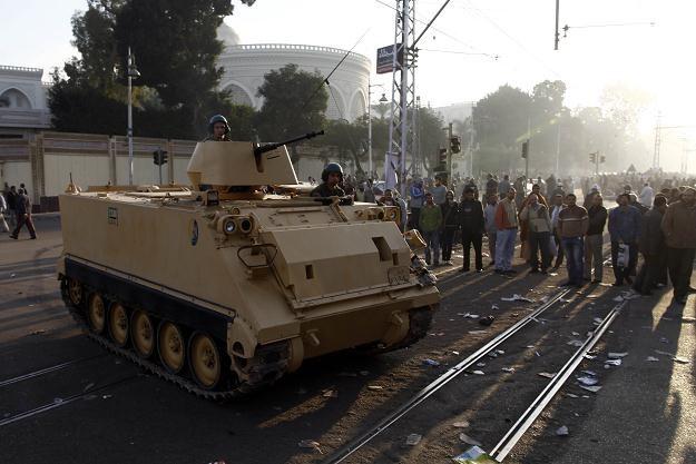 Kair, 6 grudnia 2012 /AFP