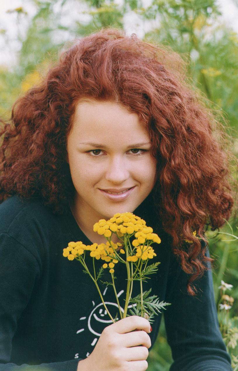 Kaja Paschalska w 2001 roku /AKPA