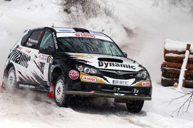 Kajetan Kajetanowicz / Jarosław Baran (Subaru Impreza) /