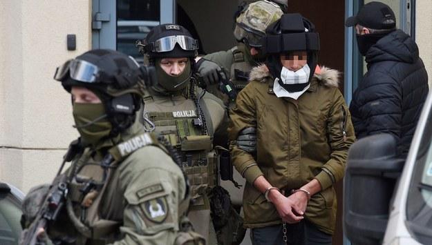 Kajetan P. zaatakował w więzieniu psycholożkę. Ranny został strażnik
