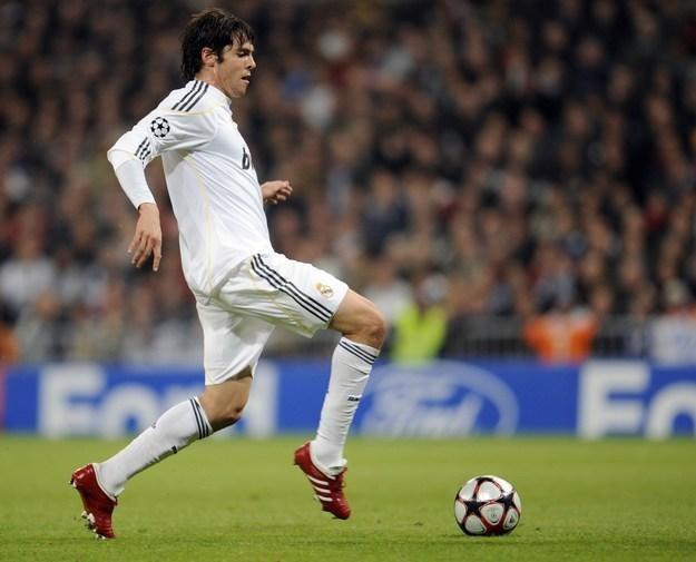 Kaka jest piłkarzem Realu Madryt od 2009 roku /AFP