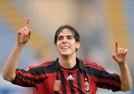 Kaka może zostać najdroższym piłkarzem w historii futbolu /AFP