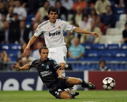 Kaka zmierzy się ze swoimi byłymi kolegami z AC Milan. /AFP