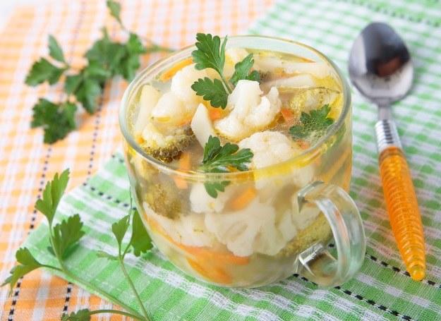 Kalafior i brokuły to samo zdrowie! /123RF/PICSEL