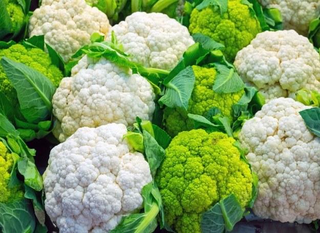 Kalafior to smaczne żródło witamin i minerałów /©123RF/PICSEL