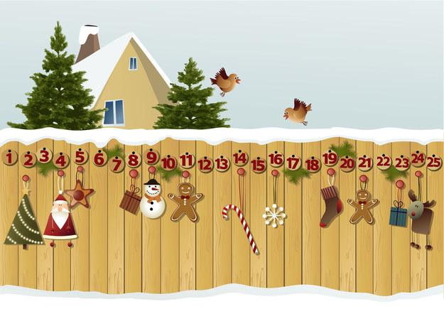 Kaledarz adwentowy uprzyjemni oczekiwanie Bożego Narodzenia /123/RF PICSEL