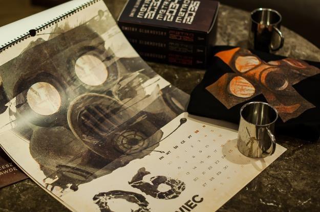 Kalendarz Metro 2035 /materiały prasowe