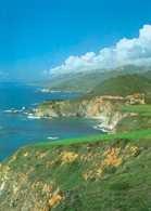 Kalifornia, wybrzeże koło Big Sur /Encyklopedia Internautica