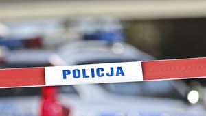 Kalisz: Drzwi tira zgniotły kierowcę. Poniósł śmierć na miejscu