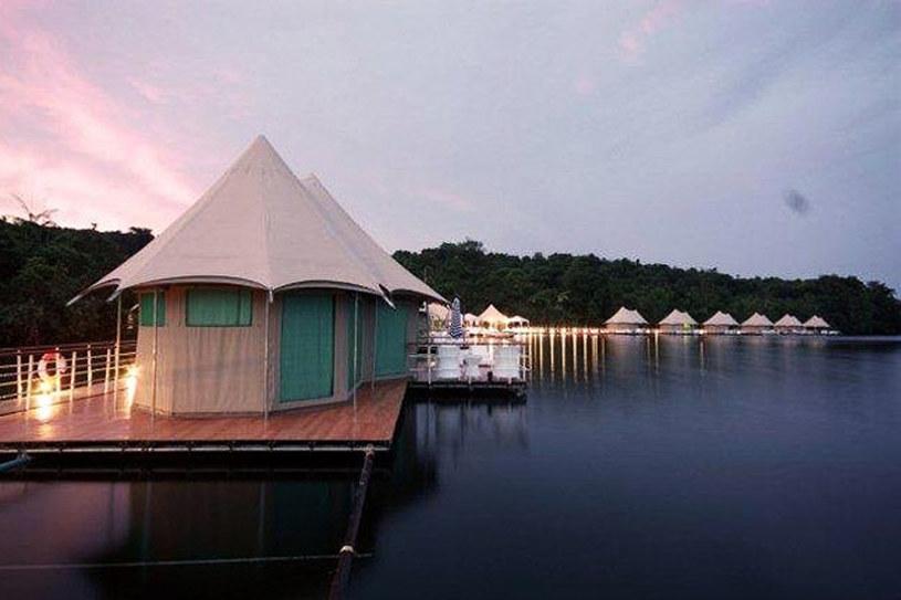 Kambodża, 4 Rivers Floating Lodge /Styl.pl/materiały prasowe