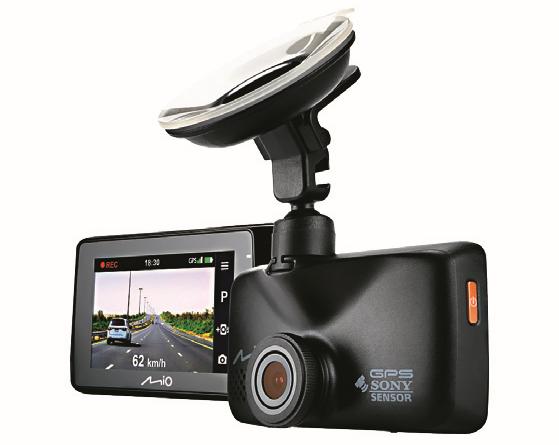 kamera pokładowa /Motor