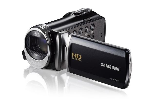 Kamera Samsung HMX-F90 /materiały prasowe