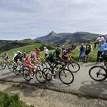 Kamery na ramach rowerów mają uatrakcyjnić transmisje z wyścigów