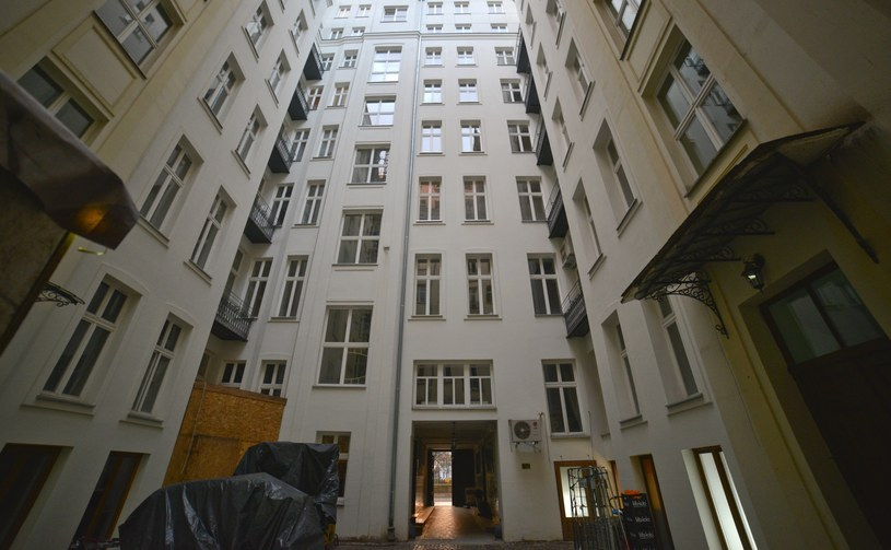 Kamienica przy ulicy Noakowskiego 16 /Wlodzimierz Wasyluk /East News