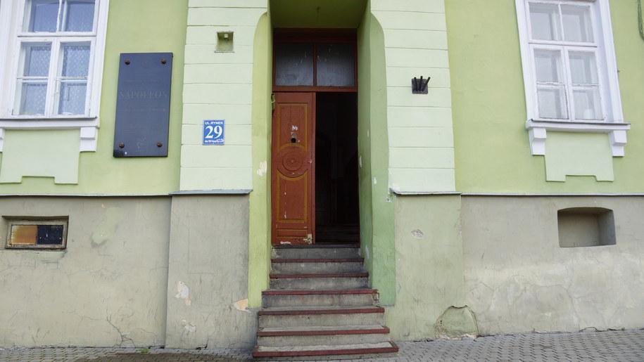 Kamienica, w której mieszkał Napoleon /Michał Dukaczewski /RMF FM