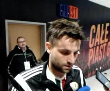 Kamil Biliński: Byliśmy lepszym zespołem. Film