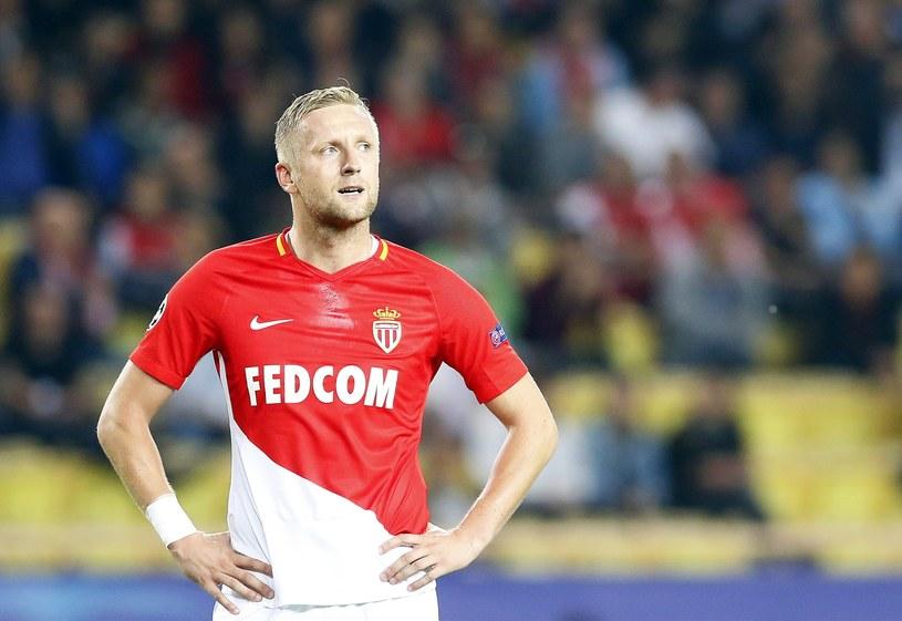 Kamil Glik, obrońca AS Monaco /PAP/EPA