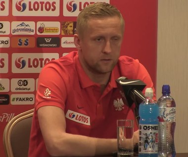 Kamil Glik ocenia siłę Czarnogóry. Wideo