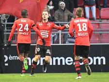 Kamil Grosicki śpiewa kolegom ze Stade Rennes