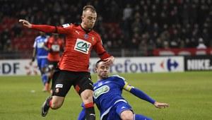 Kamil Grosicki znów bohaterem Stade Rennes