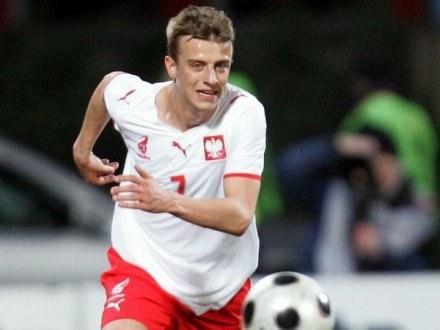 Kamil Grosicki /Agencja Przegląd Sportowy
