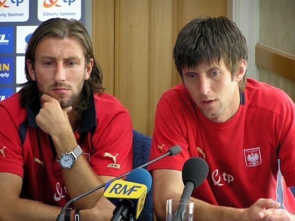 Kamil Kosowski i Grzegorz Rasiak /INTERIA.PL