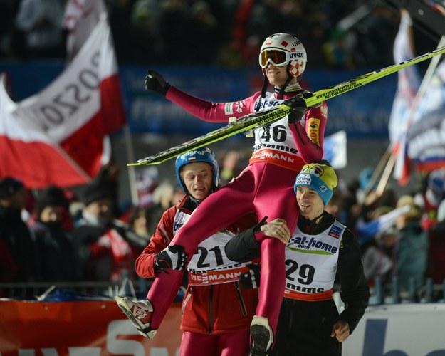 Kamil Stoch mistrzem świata w Val di Fiemme!
