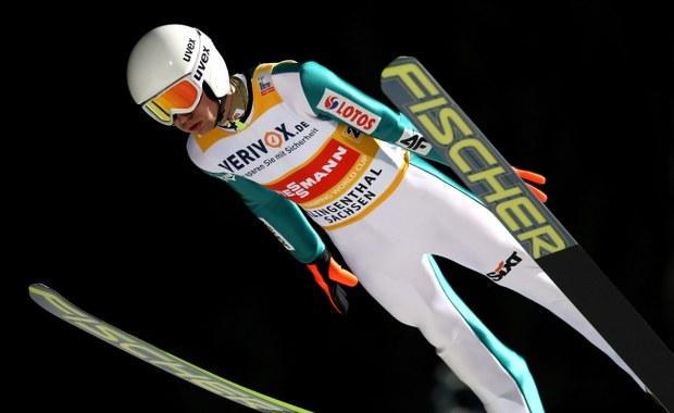 Kamil Stoch nie wystartuje dziś w Klingenthal