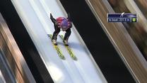 Kamil Stoch w rekordowym skoku w Planicy. Wideo
