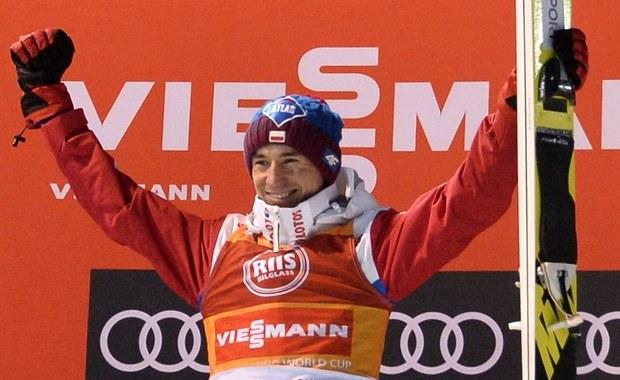 Kamil Stoch wygrał w Trondheim. Pobił rekord skoczni
