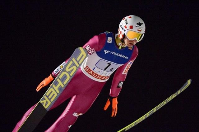 Kamil Stoch /MAURI RATILAINEN /PAP/EPA