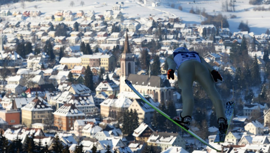 Kamil Stoch /Patrick Seeger  /PAP/EPA