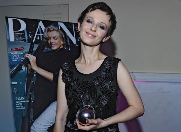 Kamila Łapicka fot. Andras Szilagyi /MWMedia