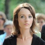 żona Andrzeja Łapickiego