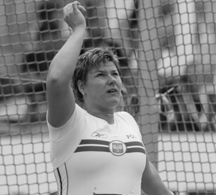 Kamila Skolimowska, fot: Marek Biczyk /Agencja Przegląd Sportowy