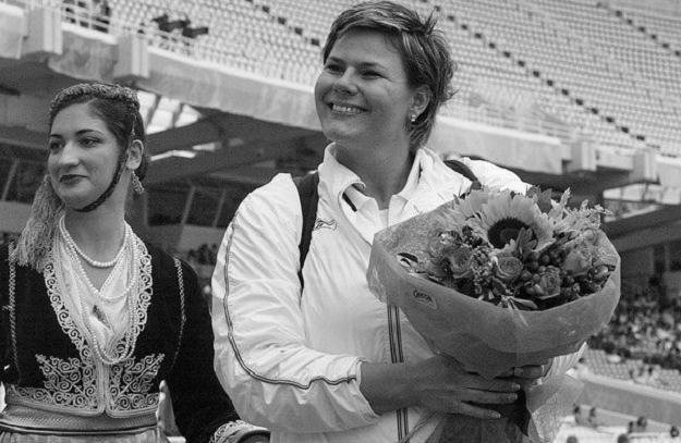Kamila Skolimowska zmarła niespodziewanie 18 lutego 2009 roku /AFP