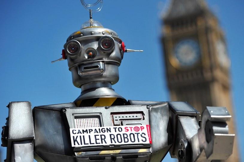 Kampania przeciw robotom zabójcom z 2013 roku /AFP
