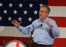 Kampania w USA. Kolejny Bush ubiega się o urząd prezydenta